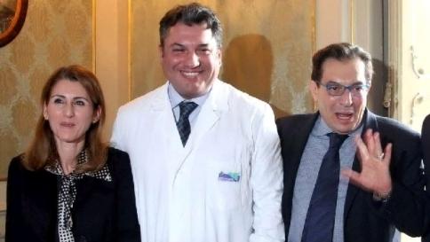 Lucia Borsellino, Il medico Tutino,  Crocetta