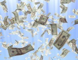 La BCE distribuisce in Europa 233,47 miliardi di euro …