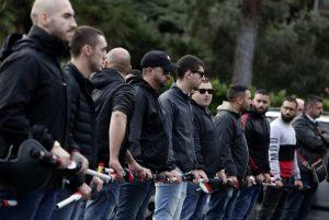 Italia - rigurgiti fascisti ...