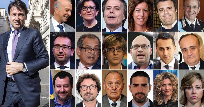 IL GOVERNO GIALLOVERDE E SOLO UN BLUFF. ALLE SPALLE NOSTRE E EUROPEE.