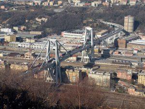 Ponte Morandi di Genova ...