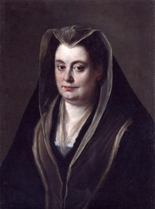 Donna Olimpia Maldaichini Doria-Pamphili …