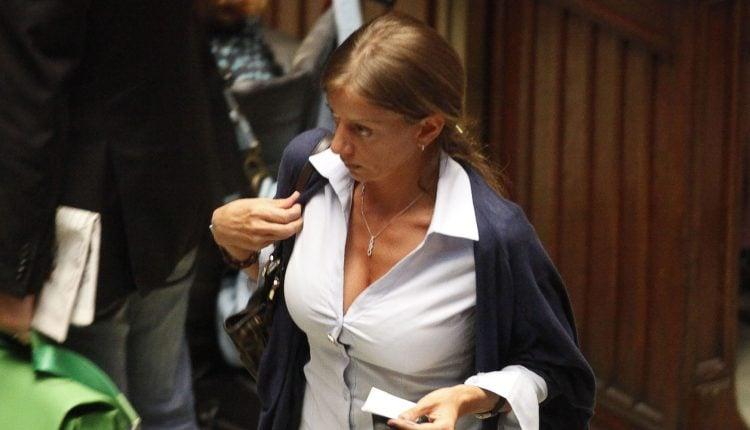 Mariarosa Rossi, detta la Badante di Berlusconi