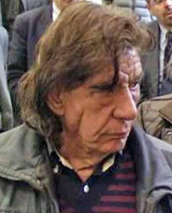 Faccia da Mostro - trovato morto nel 2017 su una piaggia di Catanzaro.