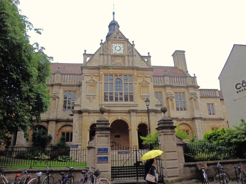 Oxford College of Further Education